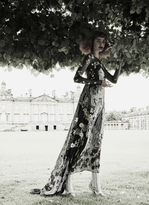 Fendi Couture for Italian Vogue14