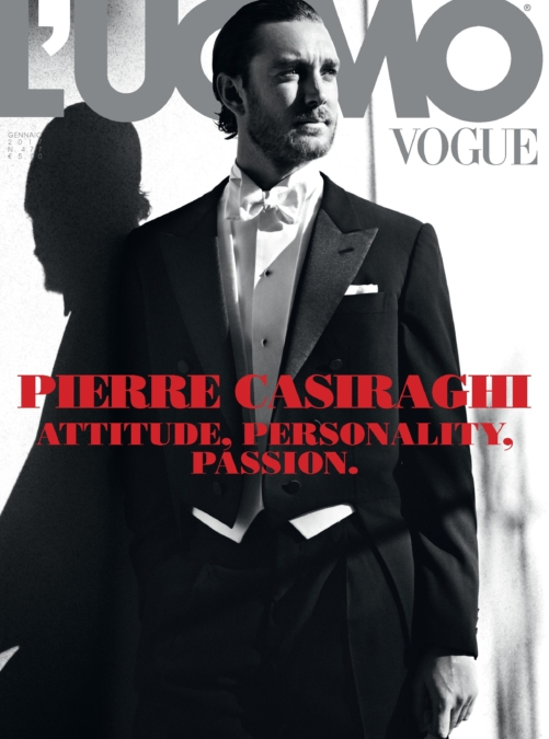 Tom Munro Luomo Vogue Pierre Casiraghi 1