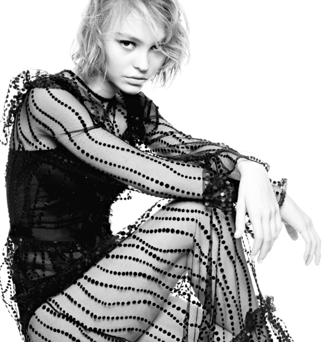 Tom Munro Vanity Fair Lily Rose Depp 2